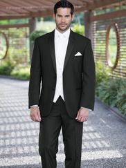 Black Tuxedo Manhattan by Tony Bowls