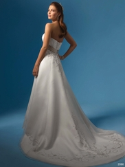 Bridal Wedding Gown Alfred Angelo 2086