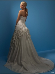 Bridal Wedding Gown Alfred Angelo 2104