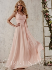 Christina Wu Occasions 22702 A-Line Bridesmaid Gown