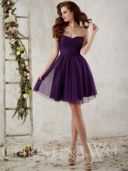 Christina Wu Occasions 22714 A-Line Bridesmaid Gown