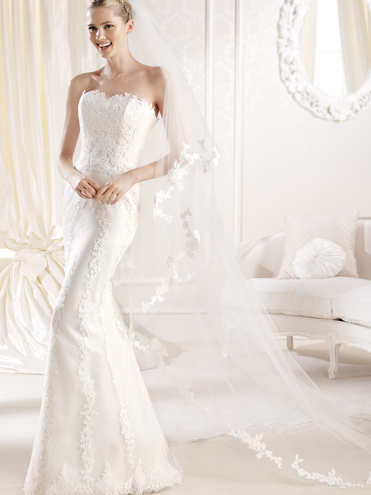 Discount Wedding Dresses By La Sposa 35