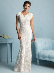 Second Marriage Wedding Dresses - DimitraDesigns.com