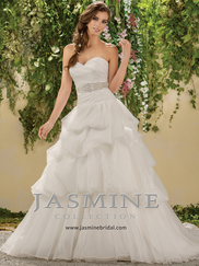 Jasmine F181006 Sweetheart Wedding Dress
