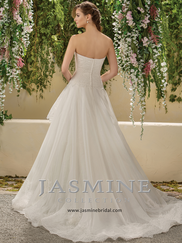 Jasmine F181010 Sweetheart Lace Wedding Dress