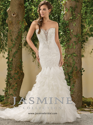 Jasmine F181017 Sweetheart Lace Wedding Dress