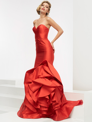 Jasz Couture 5948 Sweetheart Prom Gown