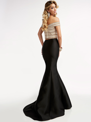 Jasz Couture 6020 Two Piece Prom Gown