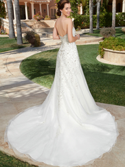 Kitty Chen Sweetheart Bridal Gown Cassia