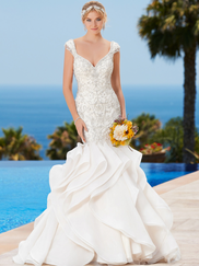 Kitty Chen Sweetheart Bridal Gown Charlize