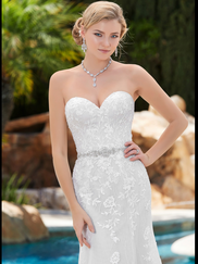 Kitty Chen Sweetheart Bridal Gown Leah