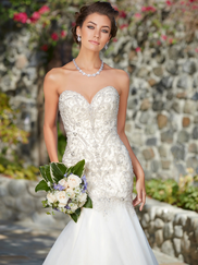 Kitty Chen Sweetheart Bridal Gown Monique