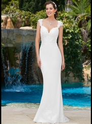 Kitty Chen Sweetheart Bridal Gown Tori