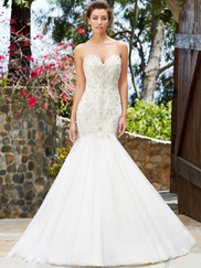 Kitty Chen Sweetheart Bridal Gown Willow