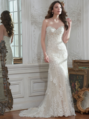 Maggie Sottero Brigitte Sweetheart Bridal Gown