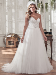 Maggie Sottero Enza Sweetheart Bridal Gown