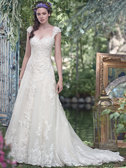 Maggie Sottero Laverna Sweetheart Bridal Gown