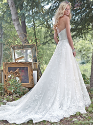 Maggie Sottero Luna Sweetheart Bridal Gown