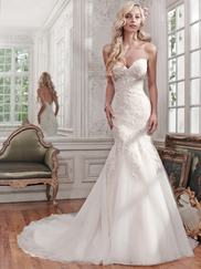 Maggie Sottero Miranda Sweetheart Bridal Gown