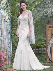 Maggie Sottero Radella Sweetheart Bridal Gown