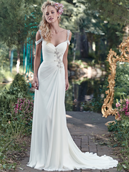 Maggie Sottero Saxton Sweetheart Bridal Gown