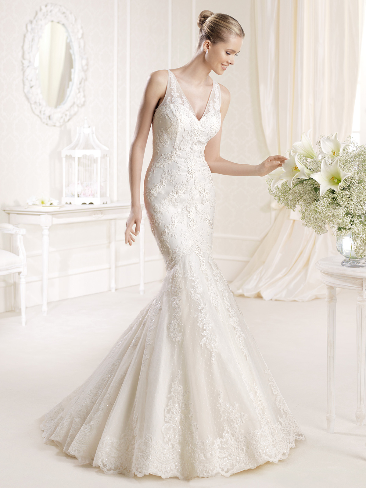 Discount Wedding Dresses By La Sposa 70