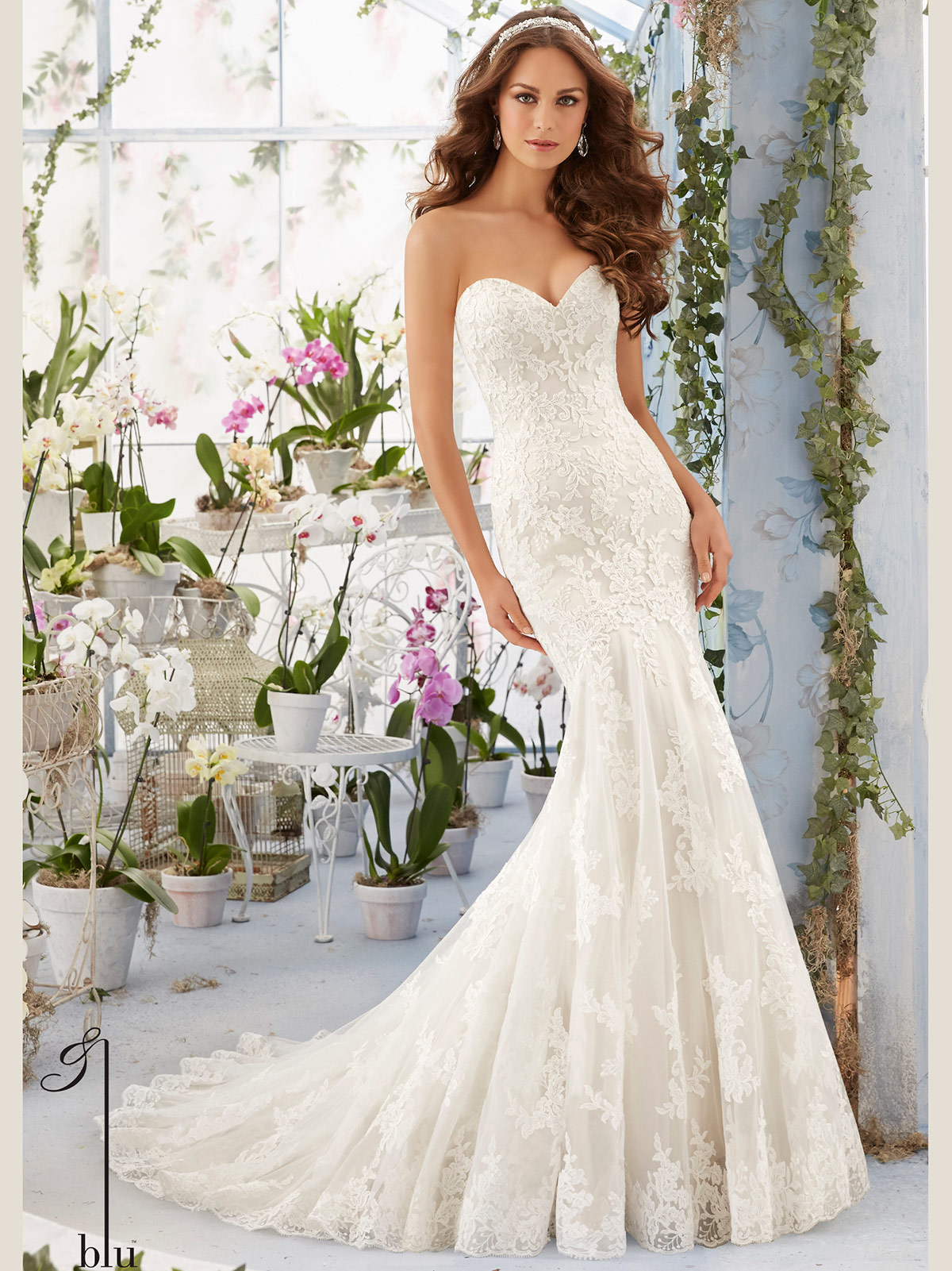 Sheath Weding Gown 010 - Sheath Weding Gown