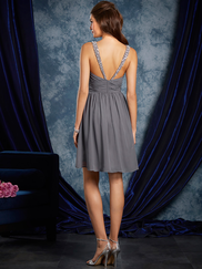 Sapphire Alfred Angelo 8110S Sweetheart Bridesmaids Dress