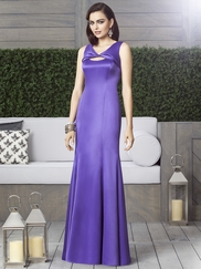 Sleeveless Bridesmaid Dress Dessy 2900