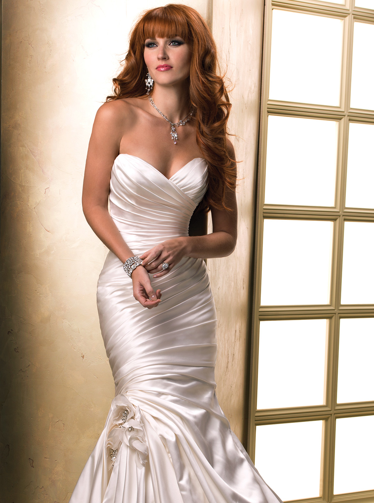 Mermaid Wedding Dresses with Rhinestone   Aliexpress