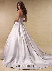 Strapless Sweetheart Bridal Gown By Maggie Sottero Imagine
