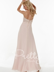 Sweetheart Beaded Pretty Maids Bridesmaids Dress 22612
