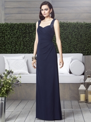 Sweetheart Draped Bridesmaid Dress Dessy 2903