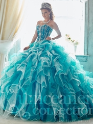 Tiffany 26811 Quinceañera Collection Beaded Bodice Ball Gown