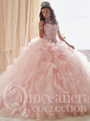 Tiffany 26818 Quinceañera Collection Sweetheart Ball Gown