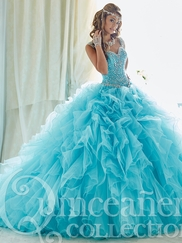 Tiffany 26822 Quinceañera Collection Beaded Bodice Ball Gown