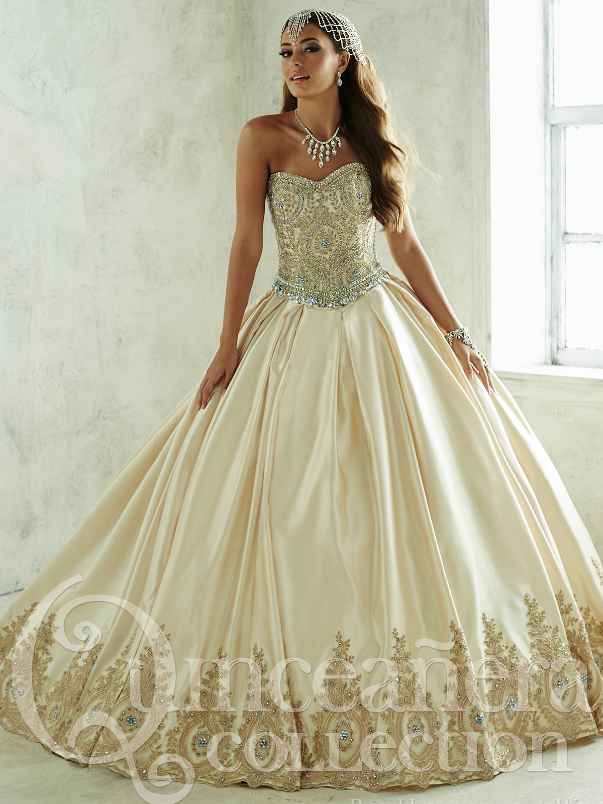 Wedding Quinceñera Dresses dresses gowns and dress ideas allure bridals style c383