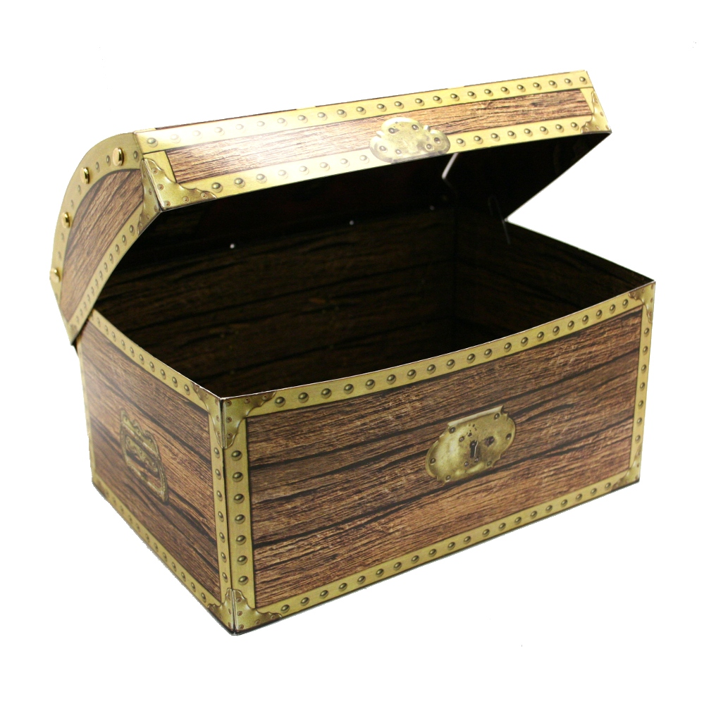 Treasure chest mailbox