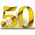 50th Anniversary Decorations & Party Supplies