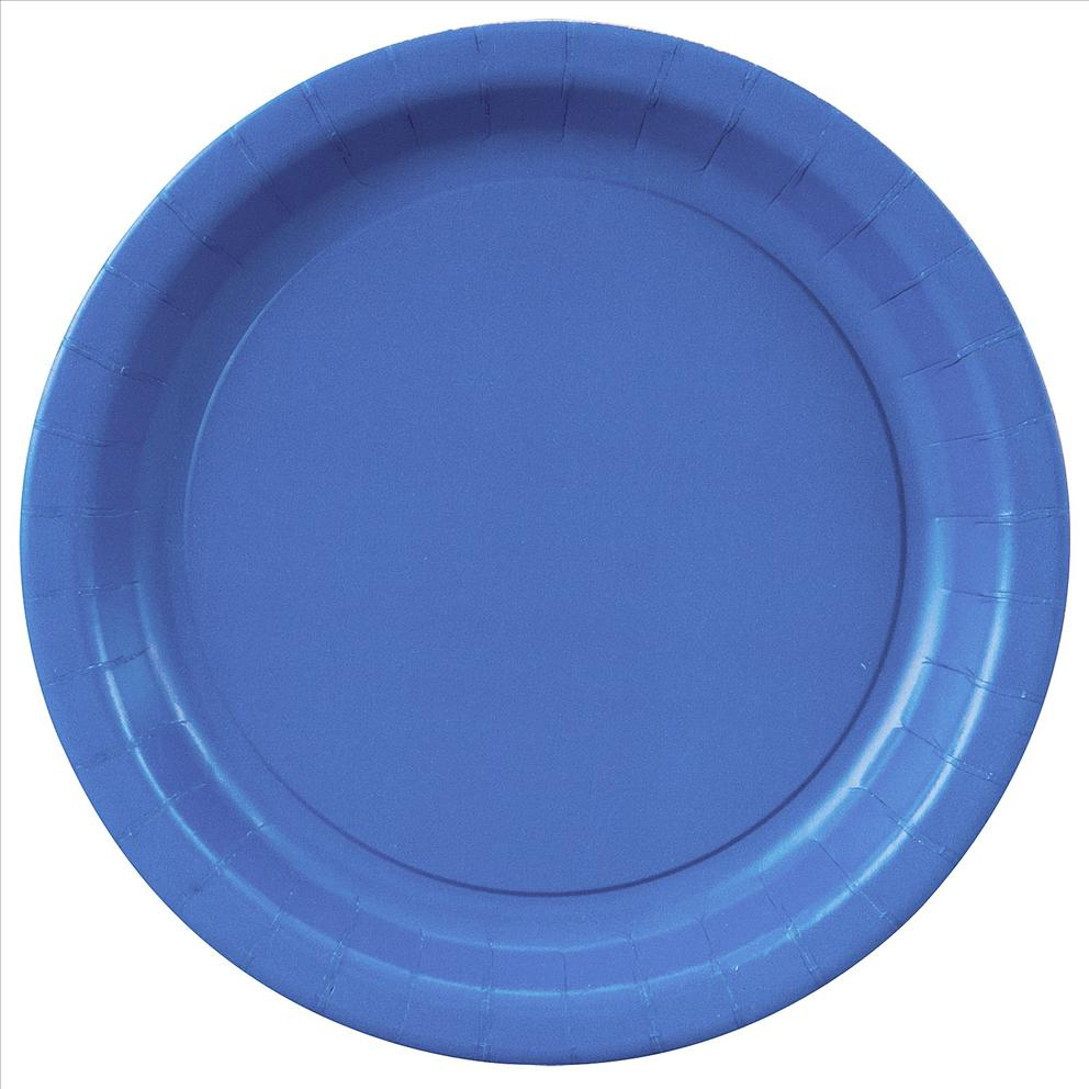 blue paper plates An ensemble of plates: our all seasons paper plates will make a beautiful presentation for any celebration you can feel pleased that you selected product from companies that are committed to protecting our environment.