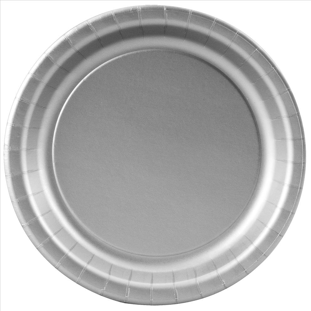 silver paper plates Party plates, paper plates, disposable paper plates in bulk at great prices our party plates and paper plate ideas will set your party or celebration above all the rest we are true party people here at oriental trading and we know that hosting an amazing party doesn't need to break the bank.