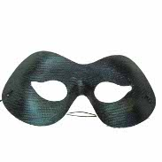 Black Masquerade Ball Masks