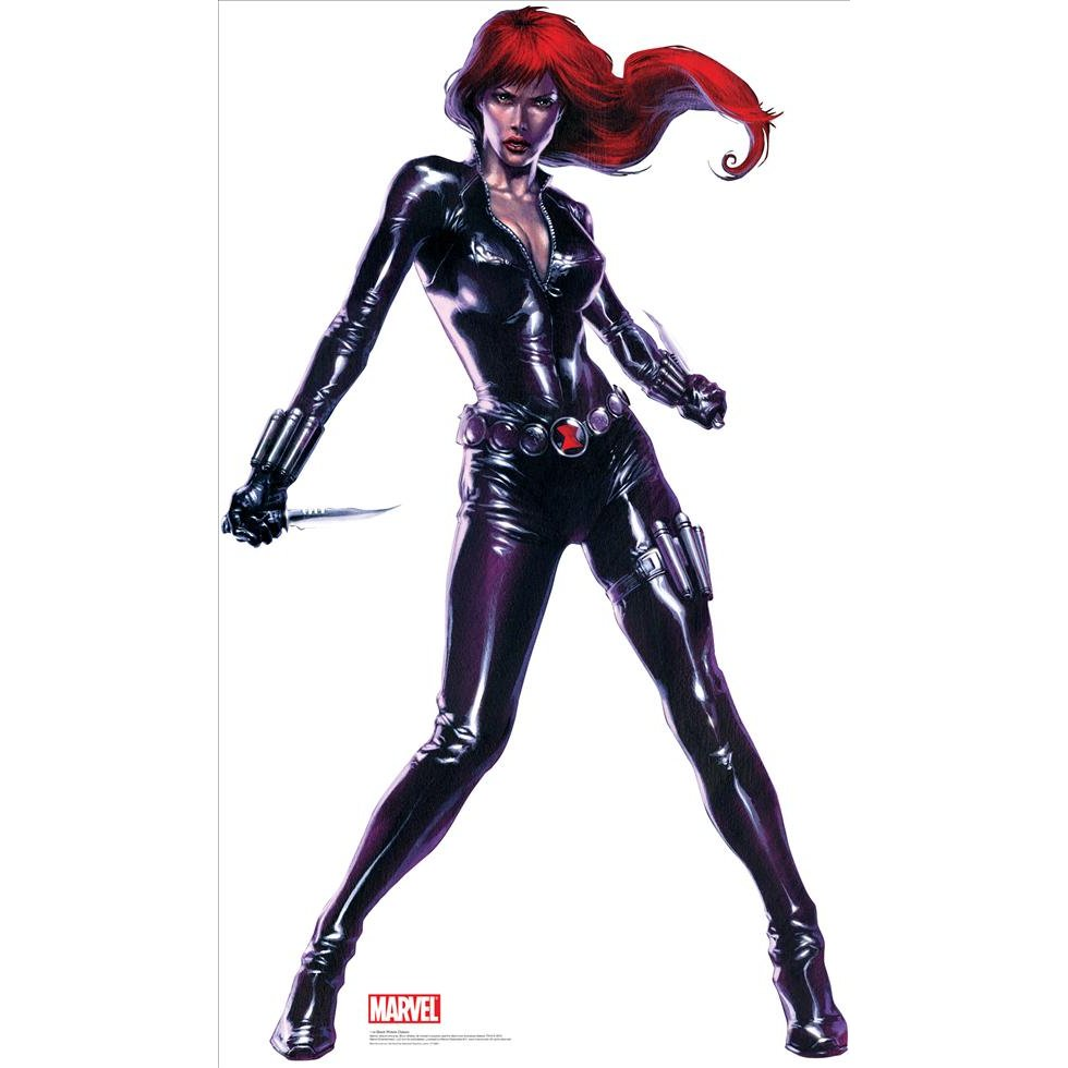 Marvel black widow - photo#12