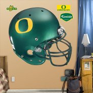 College Football Helmet Wall Decals