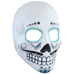 Day of the Dead Party Masks