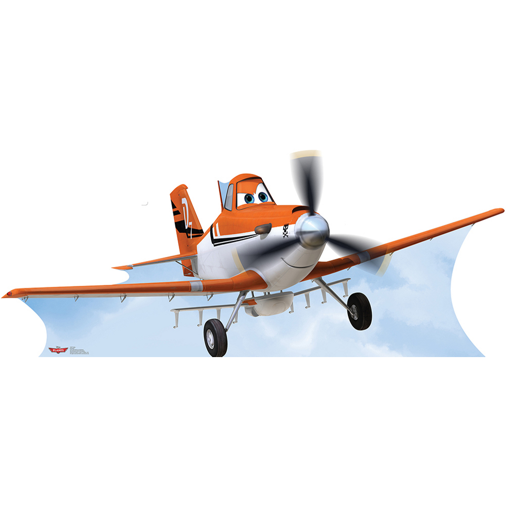 disney planes dusty standup