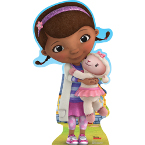 Doc McStuffins Decorations, Party Supplies & Favors