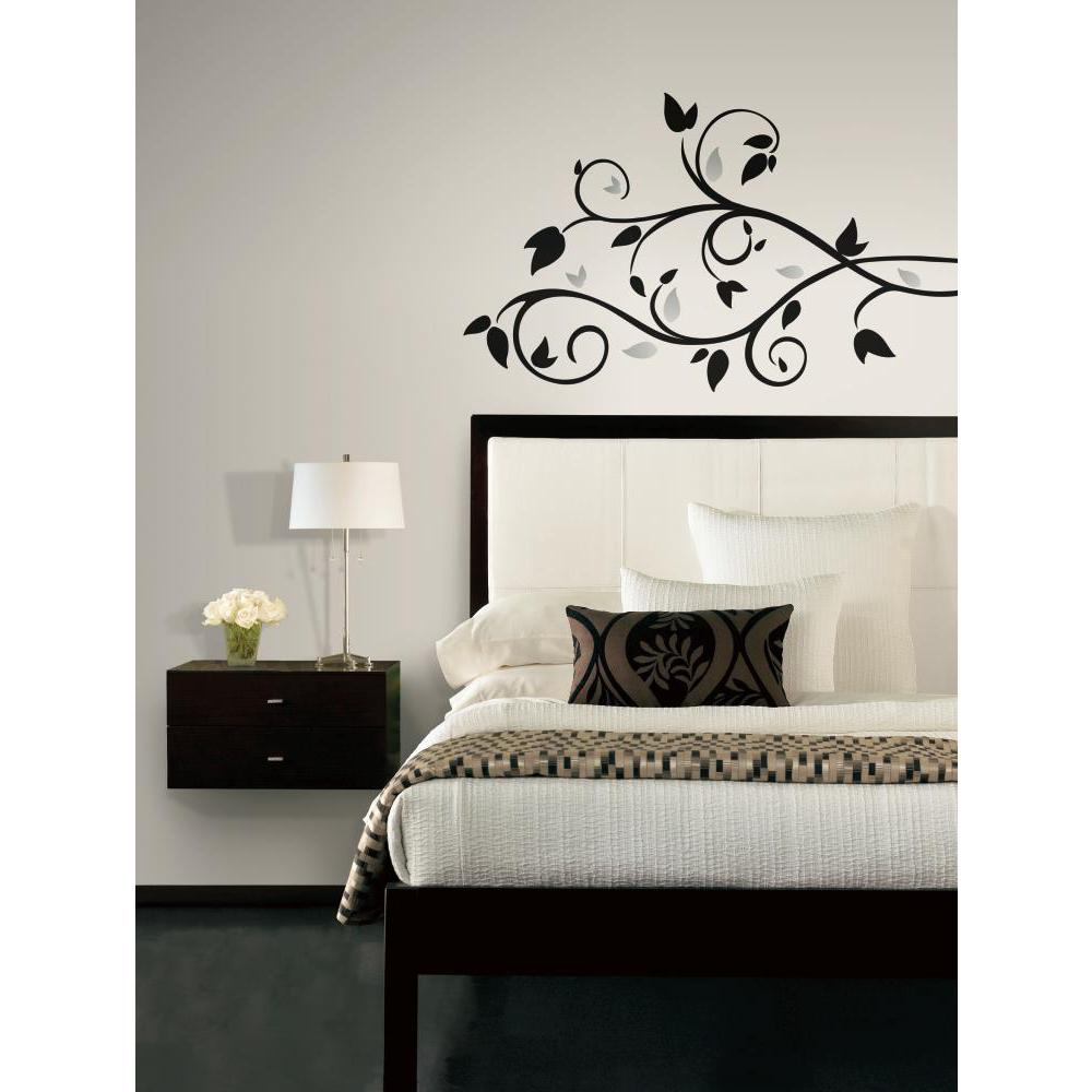 foil tree branch peel and stick wall decal shopkins peel and stick wall decals