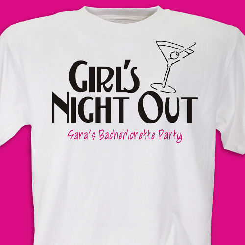 Pro Gift Source Girls Night Out T-Shirt at Sears.com