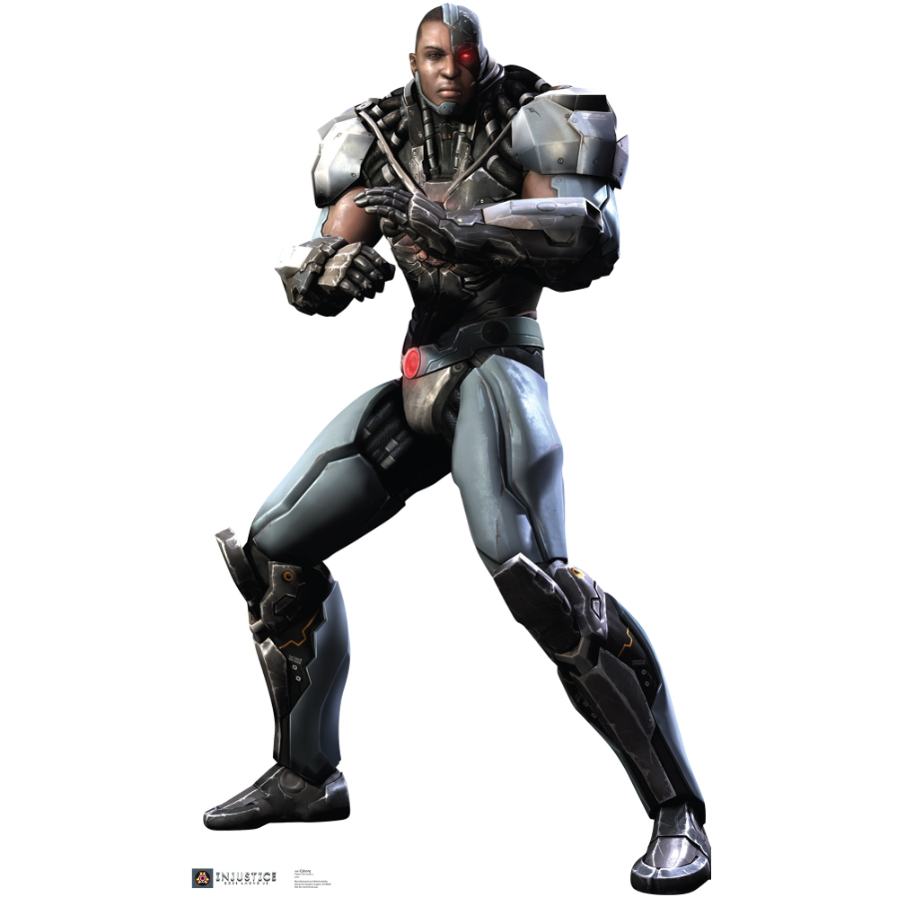 Image Gallery injustice cyborg costume